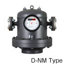 D-NM type for high pressure gas measurement (as dry type)