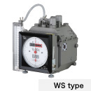 WS for experience/minute flow rate measurement